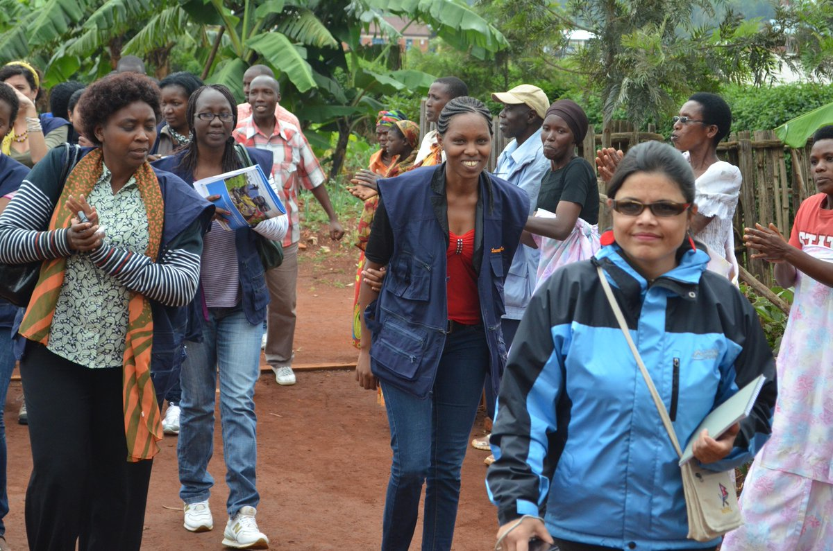 Thumbnail for Learning Route on Innovative Tools and Approaches for Securing Women's Land Rights- Rwanda and Burundi