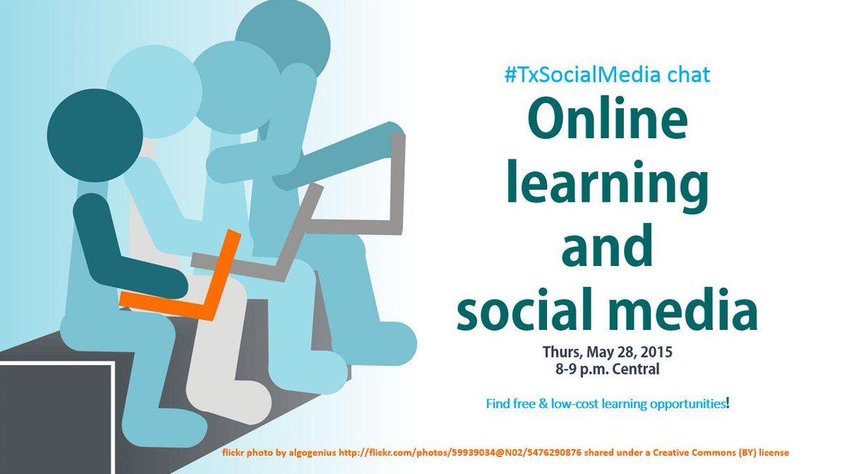 Thumbnail for Social Media + Online Learning 5-28-15