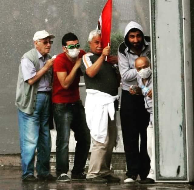 """Gezi Direnişini en güzel anlatan """"Twitter flood""""ı by @failedulixes #GeziyiUnutma"""
