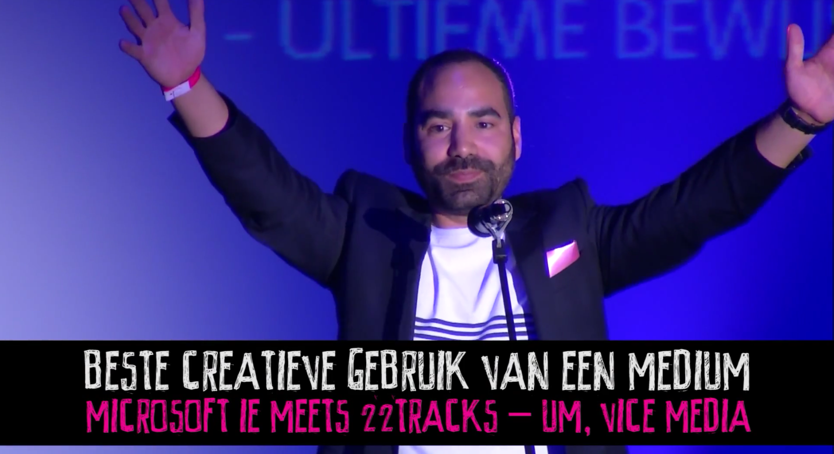 UM Amsterdam takes two AMMA awards - Best Creative Use of a Medium and Media Advertiser of the Year!  Congrats! http://t.co/sNM2rtbyBy