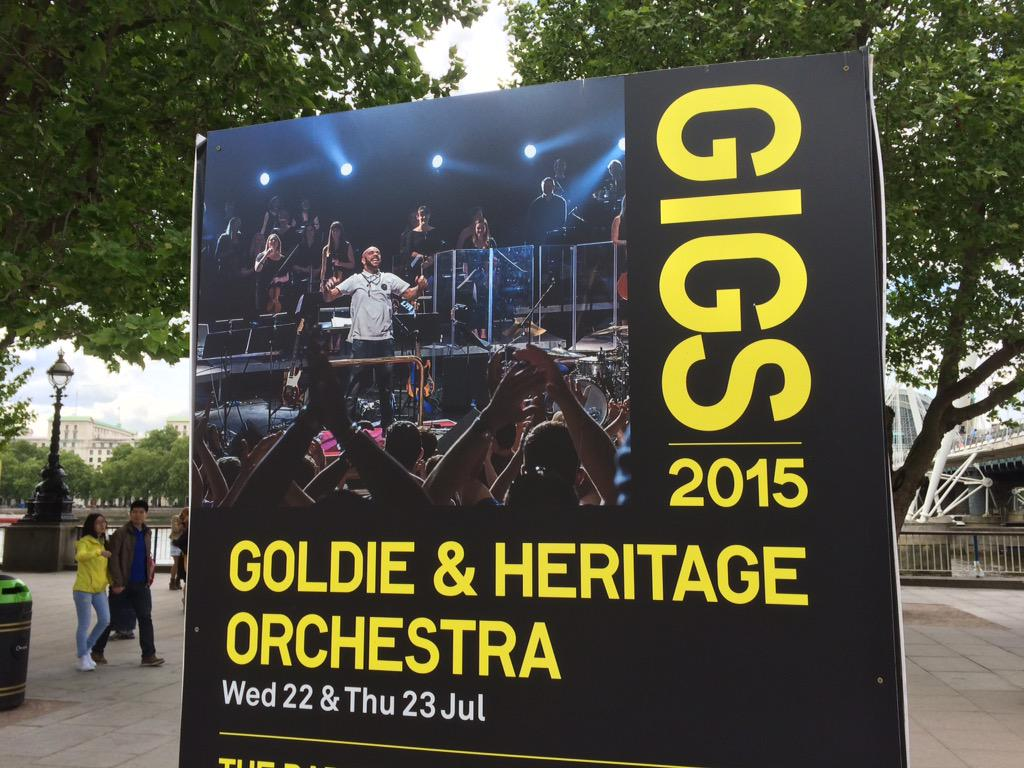 RT @WillyEteson: Hey @MRGOLDIE not long now! http://t.co/LcXtholoeS