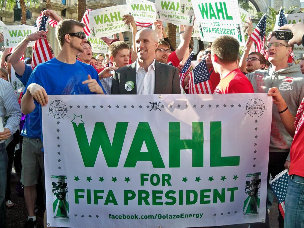 #tbt Energizing The @AmericanOutlaws Rally a few years back. We still believe in @GrantWahl for #FIFA President! http://t.co/QEvsSc2HmL