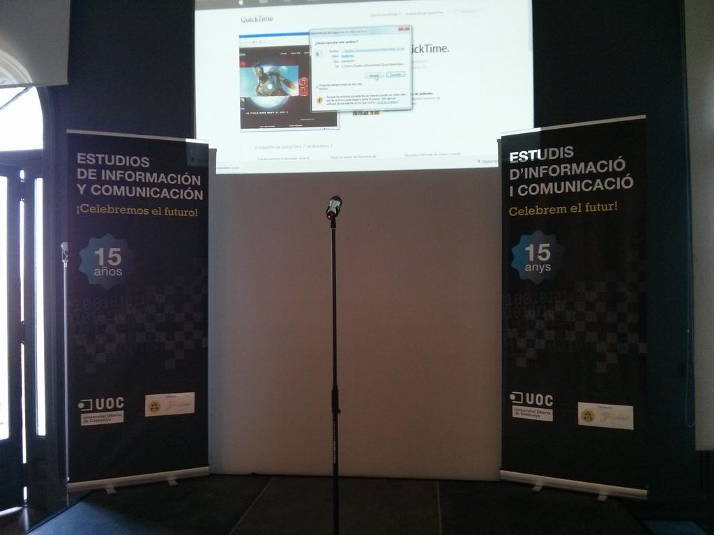 Thumbnail for Acte de cloenda de l'aniversari #UOC15infocom