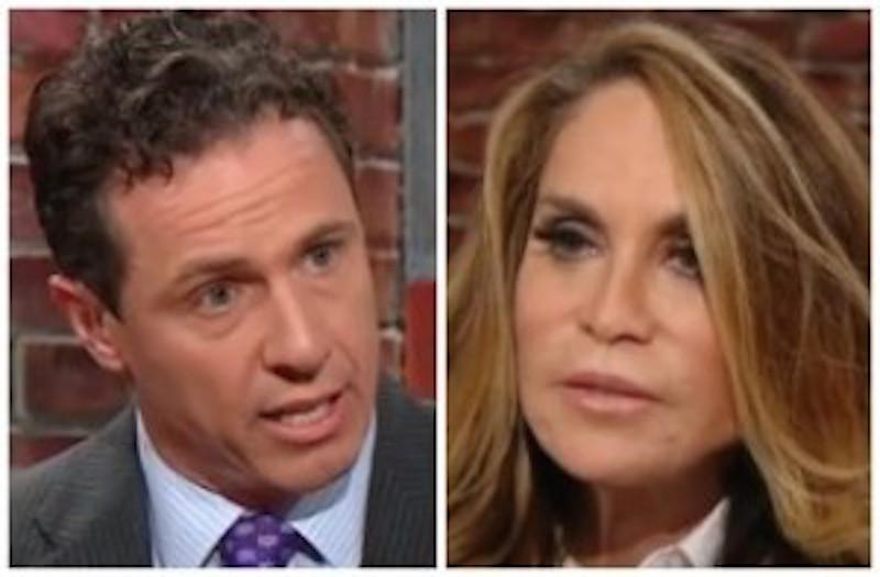 Pamela Geller owns and destroys CNN hack Chris Cuomo VIDEO