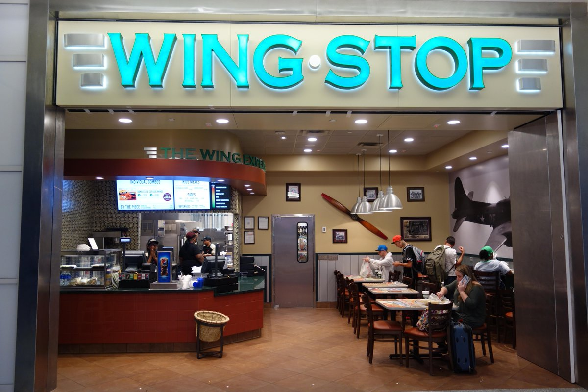 Dfw Airport On Twitter New Shops Restaurants Are Now