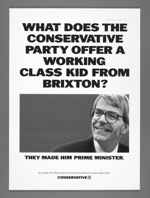 #WorkingClassTories is trending? Great - gives me another chance to share my favourite political poster: http://t.co/n5u7Ra9JZ4