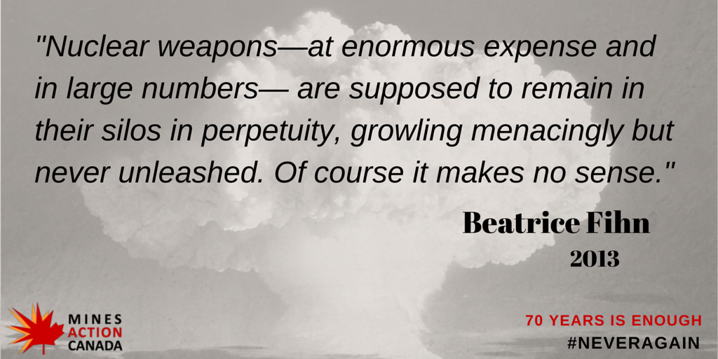56 days until #Hiroshima70.  @BeaFihn on yet another reason why we need to start a process to ban nuclear weapons. http://t.co/QXRiu4KoUY