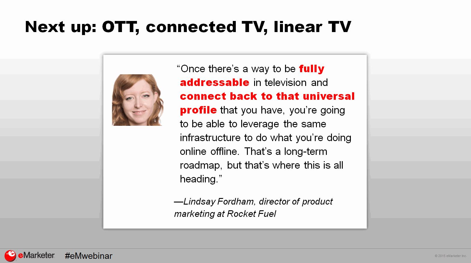 What's the long-term roadmap for programmatic TV? #eMwebinar http://t.co/KPsQ7oxbi9