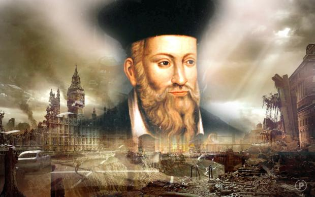 Forti Terremoti in Italia, Birmania e Sumatra, sui social esplodono le profezie di Nostradamus