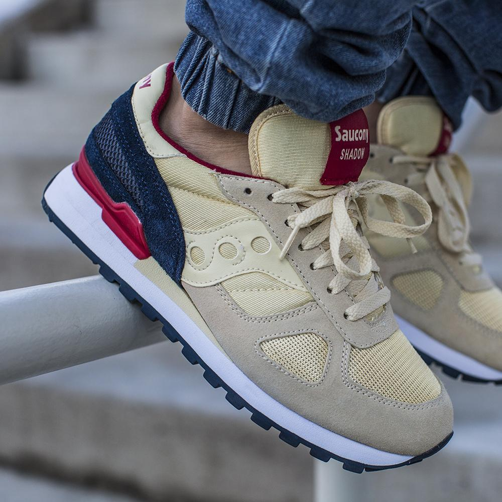 saucony shadow original parfait