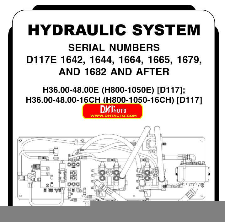 S65xm Hyster Hydraulic Diagram - All Diagram Schematics