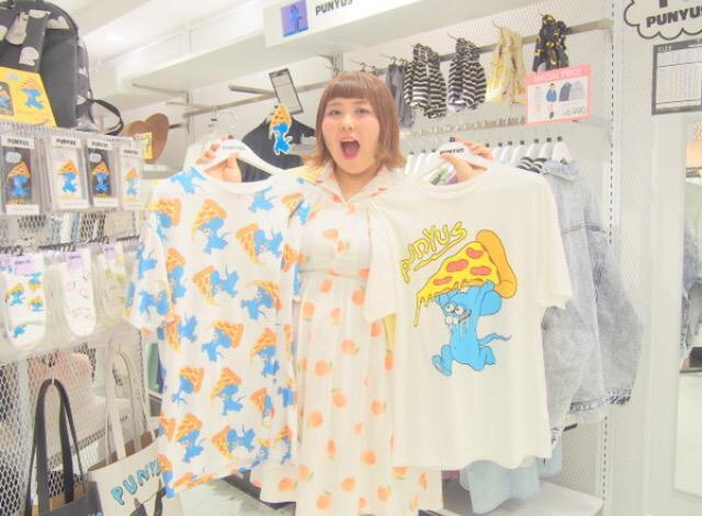 """PUNYUS_pressさんのツイート: """"@PUNYUS_press ぜひ渋谷109店に会いに ..."""
