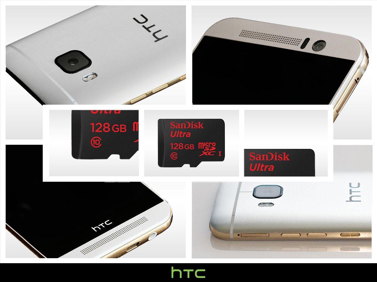 Avec SanDisk, gagnez 2 micro-SD de 128 Go pour installer ce que vous voulez !  RT+ Follow @HTC_Fr pour participer ! http://t.co/nzZYLKs6O4