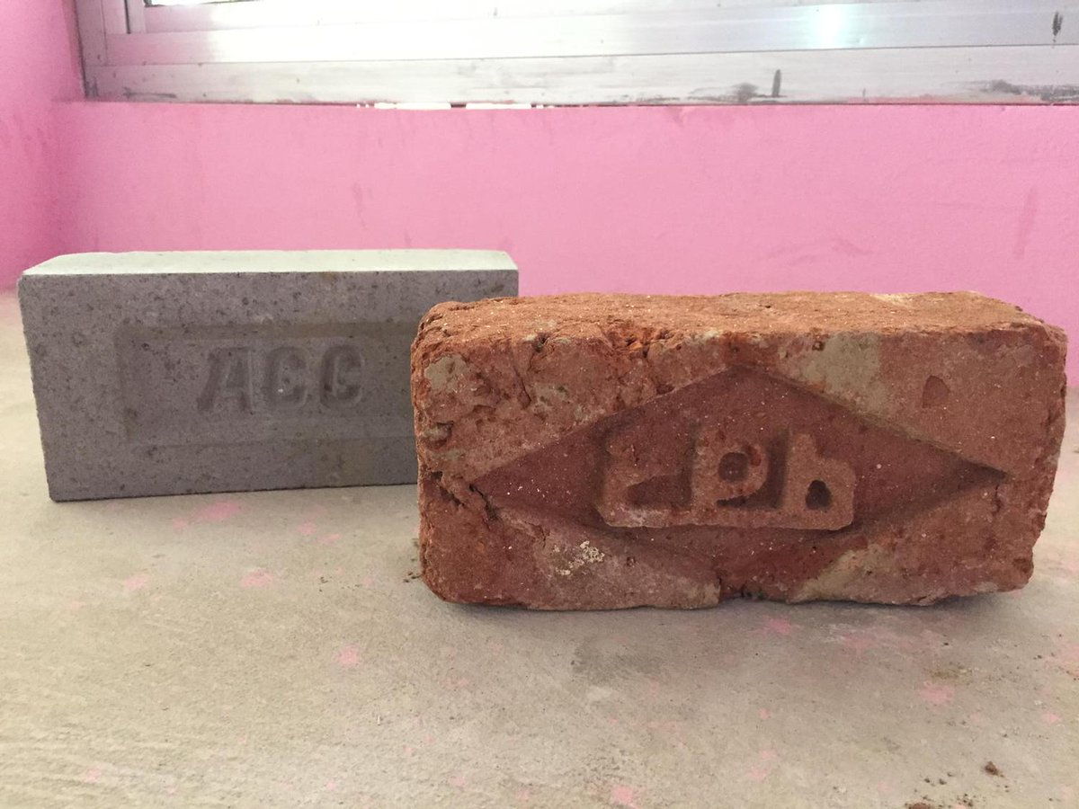 Which brick would you prefer, while saving the environment? #we_stand_for #ACC_Green_Building_Centre http://t.co/fzXxX3tmvR