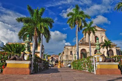 Viaggiare a Cuba.