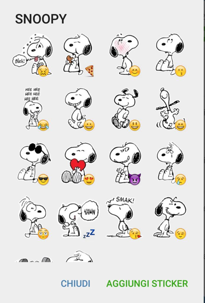 Telegram Stickers On Twitter Do You Like Snoopy Do You Have