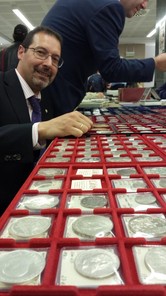 Convencion numismatica Bilbao 29 de mayo CGKlAdWXEAAPS0H