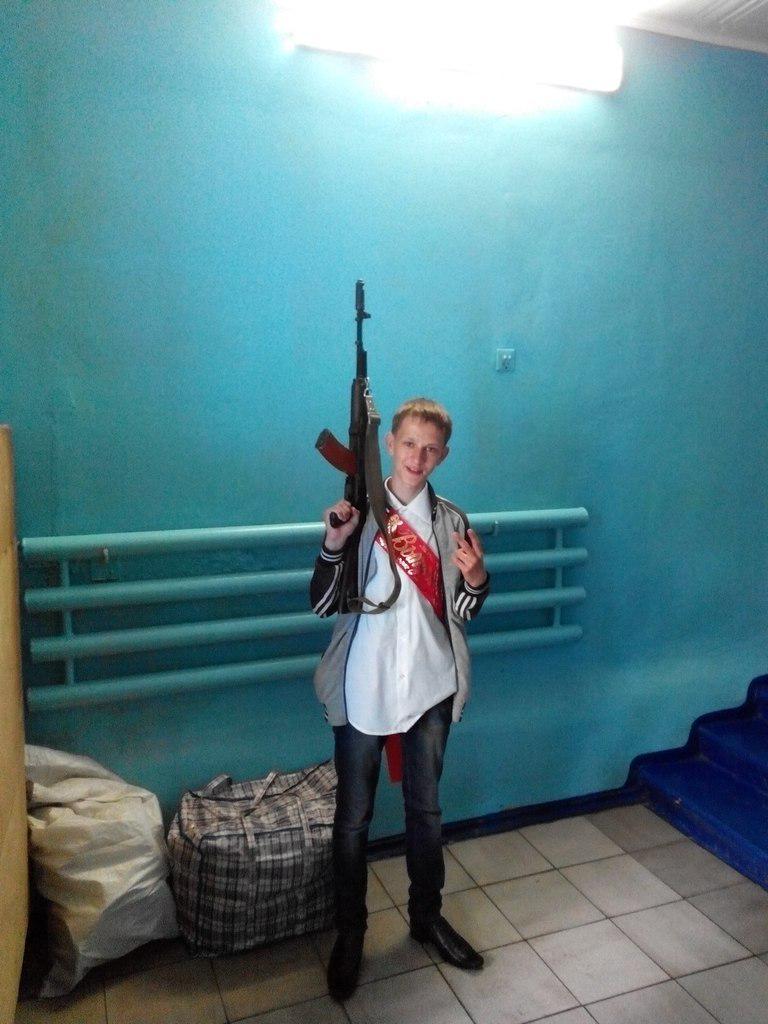 """СБУ задержала 18-летнего боевика """"Всевеликого войска Донского"""" - Цензор.НЕТ 3282"""