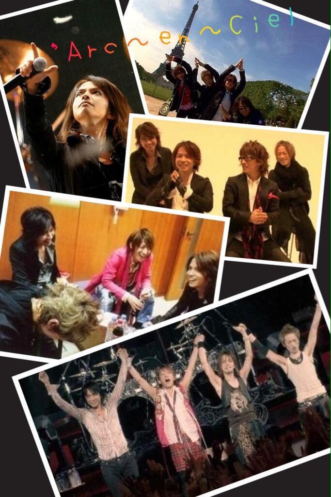 L'Arc〜en〜Ciel24周年おめでとうございます・:*+.\(( °ω° ))/.:+  #24thLAnniversary  #ラルク24thRT相互フォロー祭  #ラルク24thフォロー祭  #ラルク24周年 http://t.co/nXf0cx9jUI