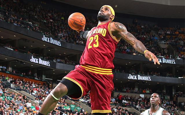LeBron James will rise towards another NBA title vs. the Warriors.  (NBATV)
