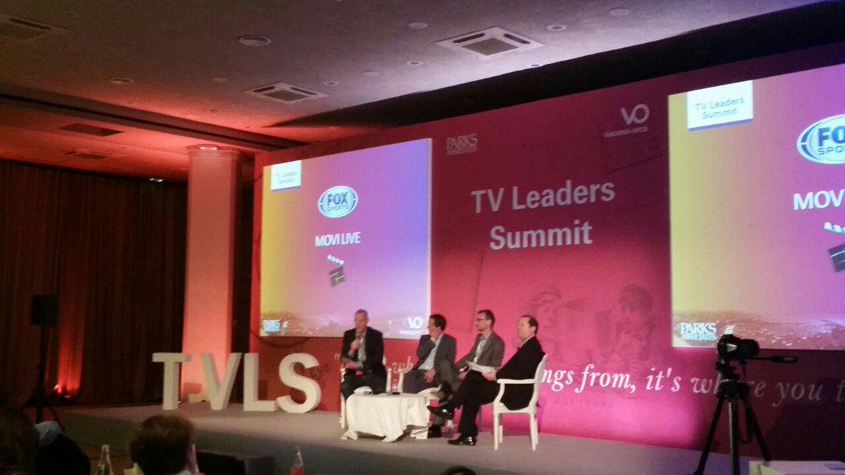 How do we engage #sport audience in the #TVEverywhere age? @HMeerkerk, @DavidLeporini & @globalmmk now at #tvls2015 http://t.co/B1qFUTKRSV