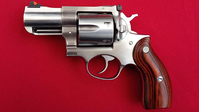 First Look: Ruger's Compact Redhawk .44 Mag. http://t.co/EQEd69TaLs http://t.co/loru7cNxuV