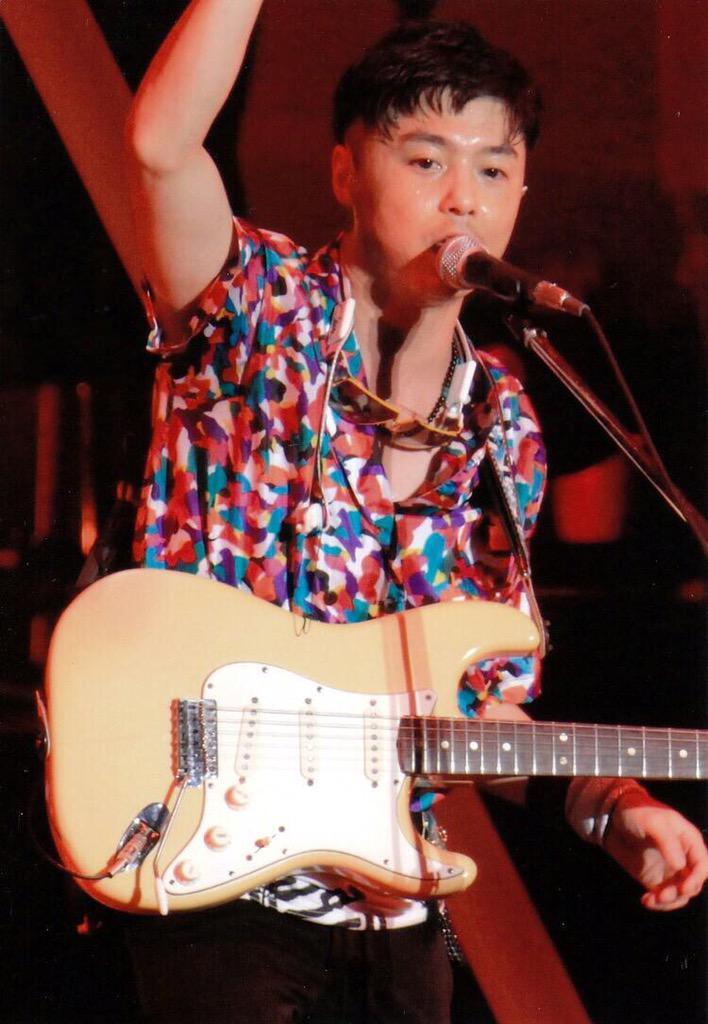 堂本剛ギター