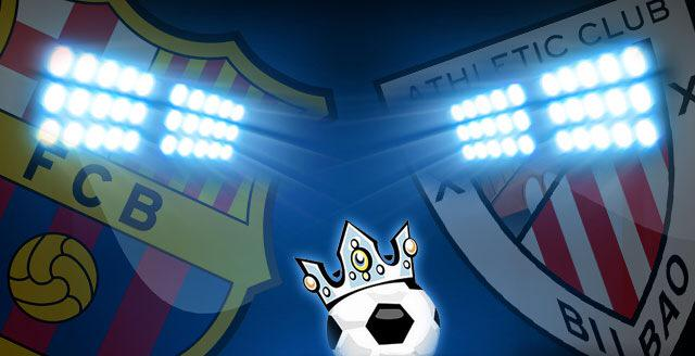 Barcellona-Athletic Bilbao Finale Coppa del Re, come vedere la partita in Diretta TV Streaming