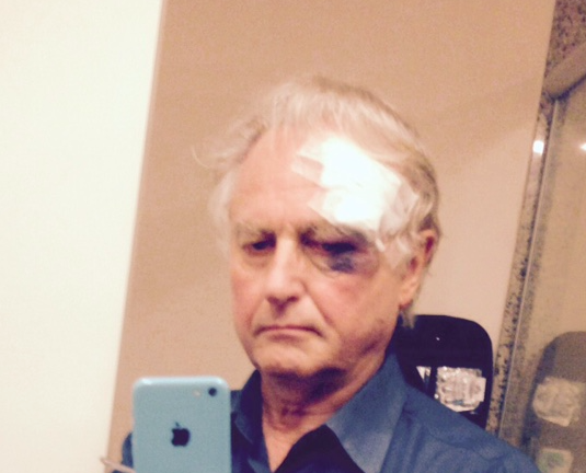 richard dawkins on twitter you should have seen the creationist