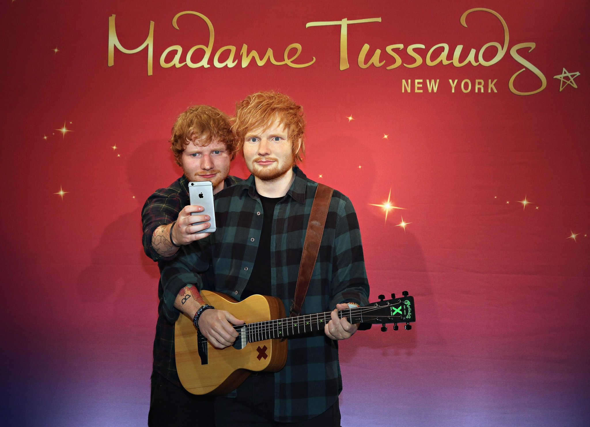"Madame Tussauds NY on Twitter: ""Get up close and personal ..."