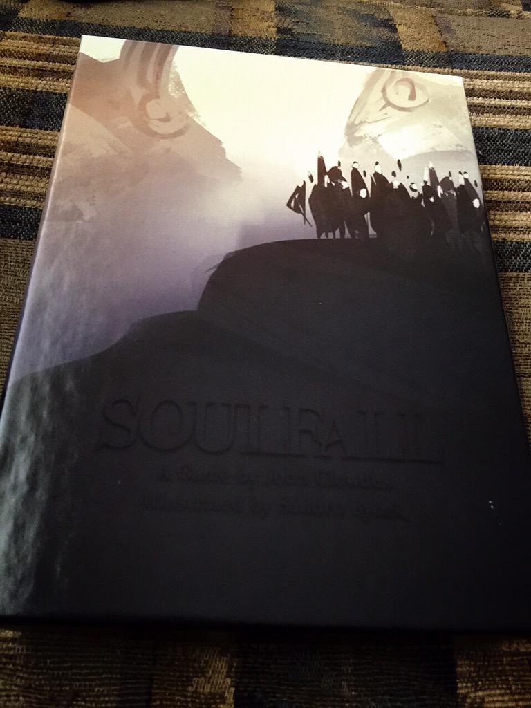 Soulfall Box