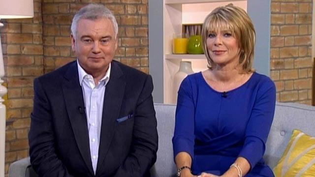 RT @itvthismorning: In Friday's #BestBit @RuthieeL and @EamonnHolmes tell us about  a very special guest: http://t.co/UYYzhyXiFU http://t.c…