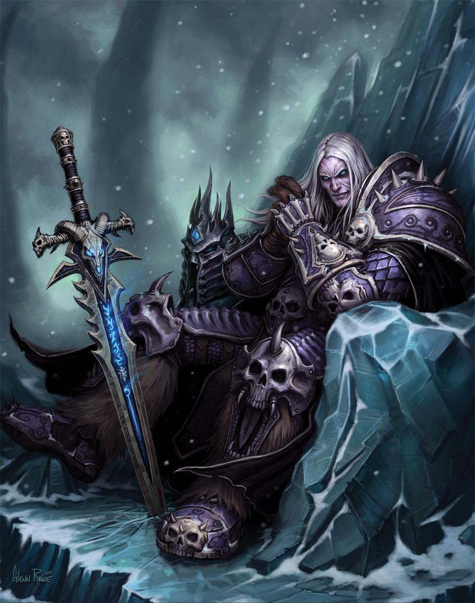Heroes Of The Storm On Twitter Ich Bin Der König Des Nordens Und