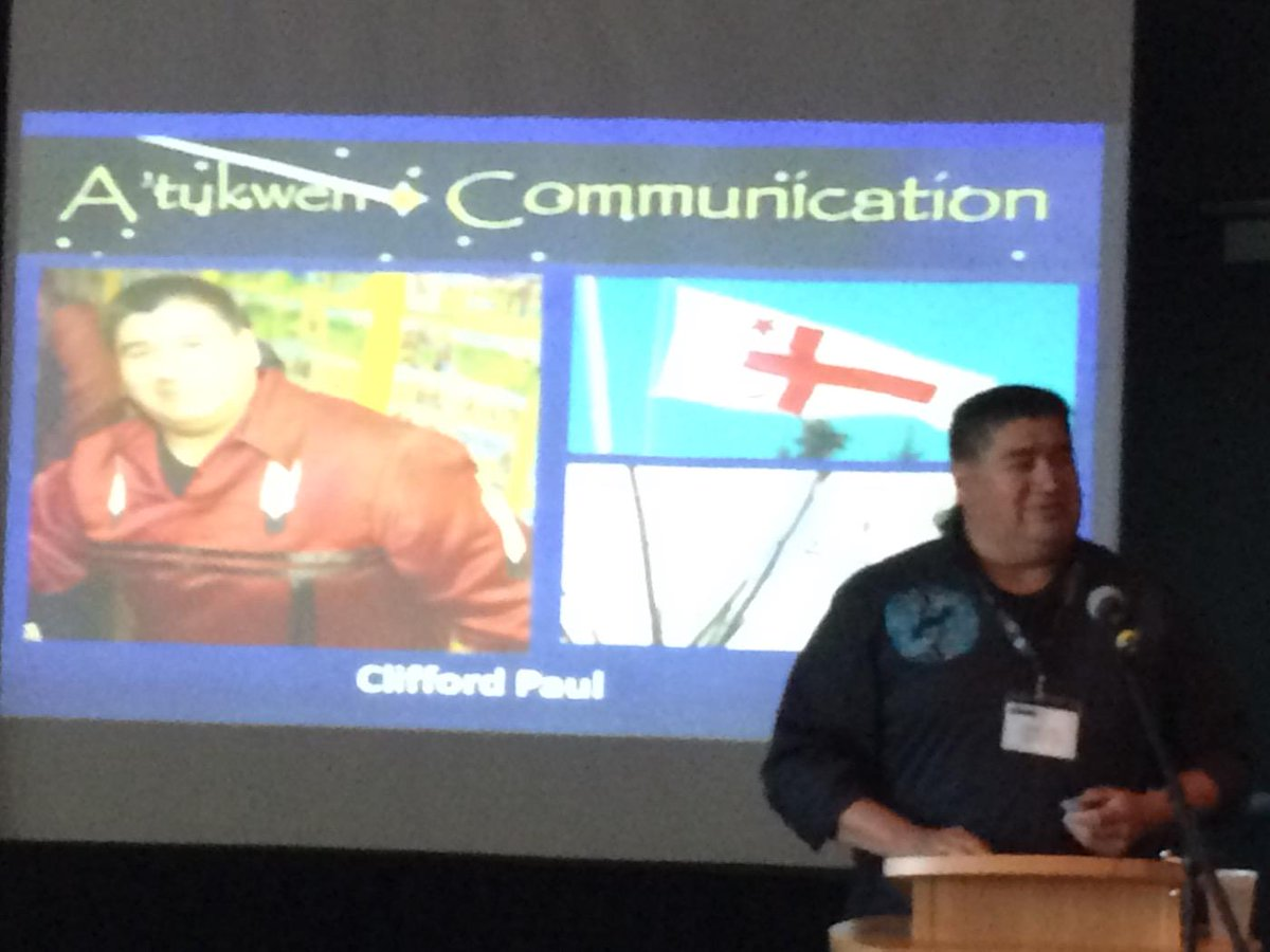 "#ALAN2015 keynote address by Clifford Paul,""Connectivitty of Spirit"" http://t.co/HJoRZ4sDpe"