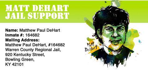 Free Matt Dehart on Twitter: