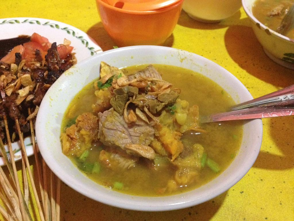 kuliner bandung on twitter soto daging di sulung jl cilaki http t co ukcyb1xu9b