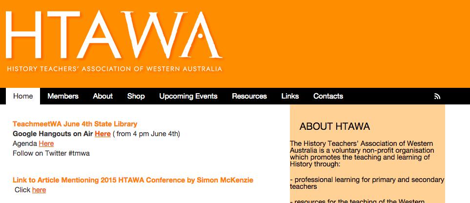 New links re #tmwa History June 4th at http://t.co/2J1sPgCdoi Upcoming events @WA_HTA @WAPLN http://t.co/fv3UXqYPsA