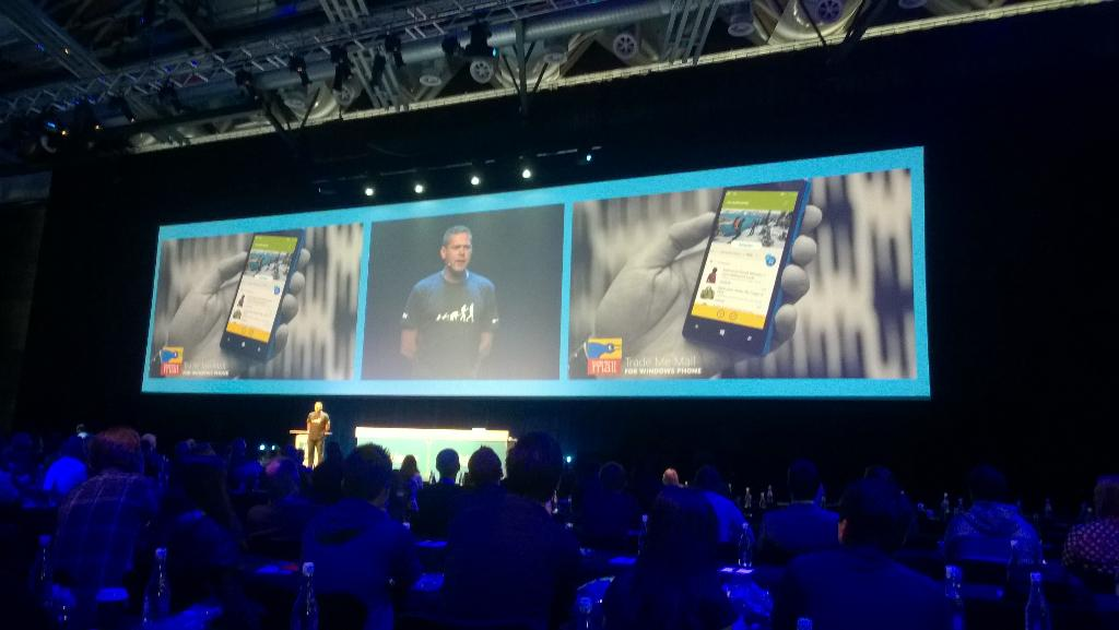 Very proud to be working with @trademe to bring #TradeMeMall to #WindowsPhone! #BuildTour @MicrosoftNZ http://t.co/SgYyRRSbe1
