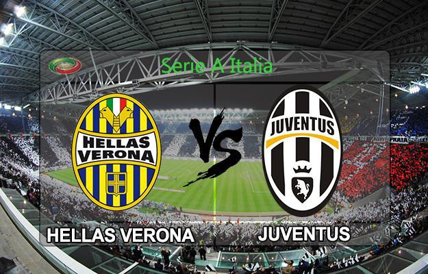 VERONA-JUVENTUS in Streaming Diretta TV Serie A oggi su Sky