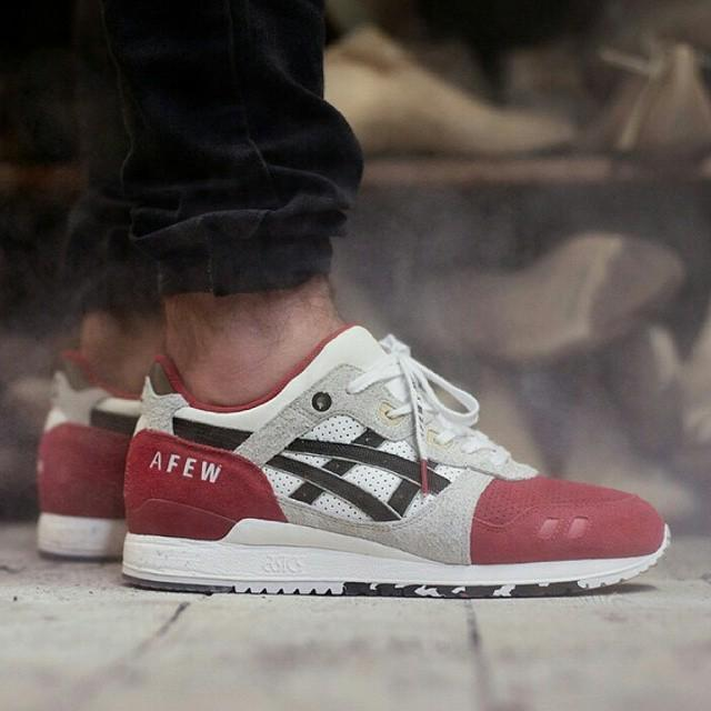 online store 8baff 85667 SWAG KILLAZ: The Afew x Asics Gel Lyte 3