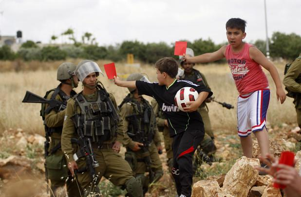 red card to occupation