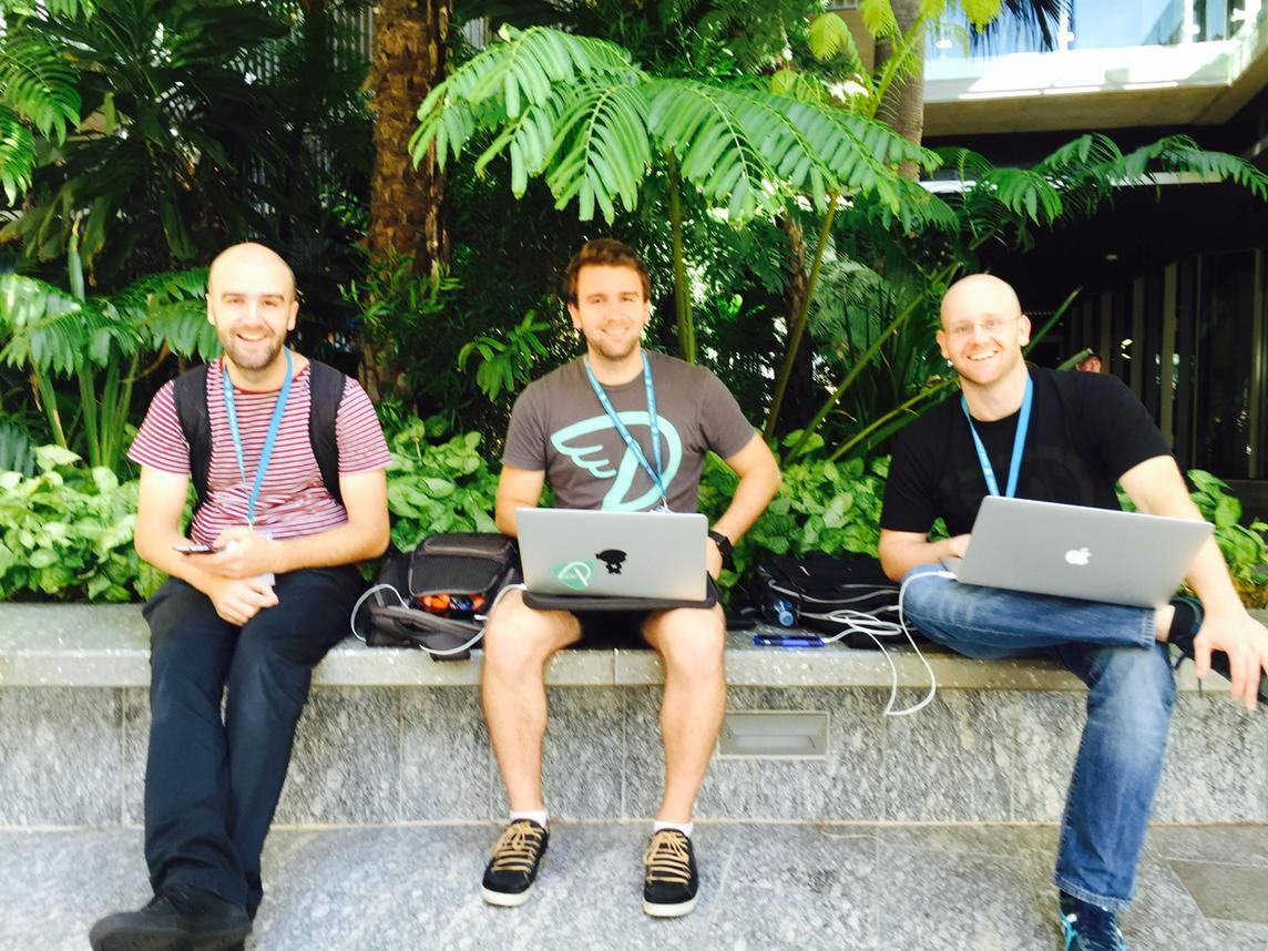 Team @Prospress representing at #wcbne @wordcampbne @thenbrent @jason_conroy http://t.co/7l2FM8LOrY