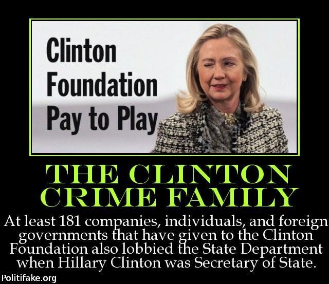 Clinton Foundation subpoenaed