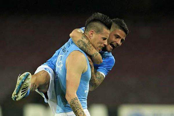 Diretta Napoli-Fiorentina Streaming Rojadirecta, dove vedere il match in TV e sul Web.