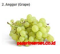 Anggur kandungan dalam Amazon Berries