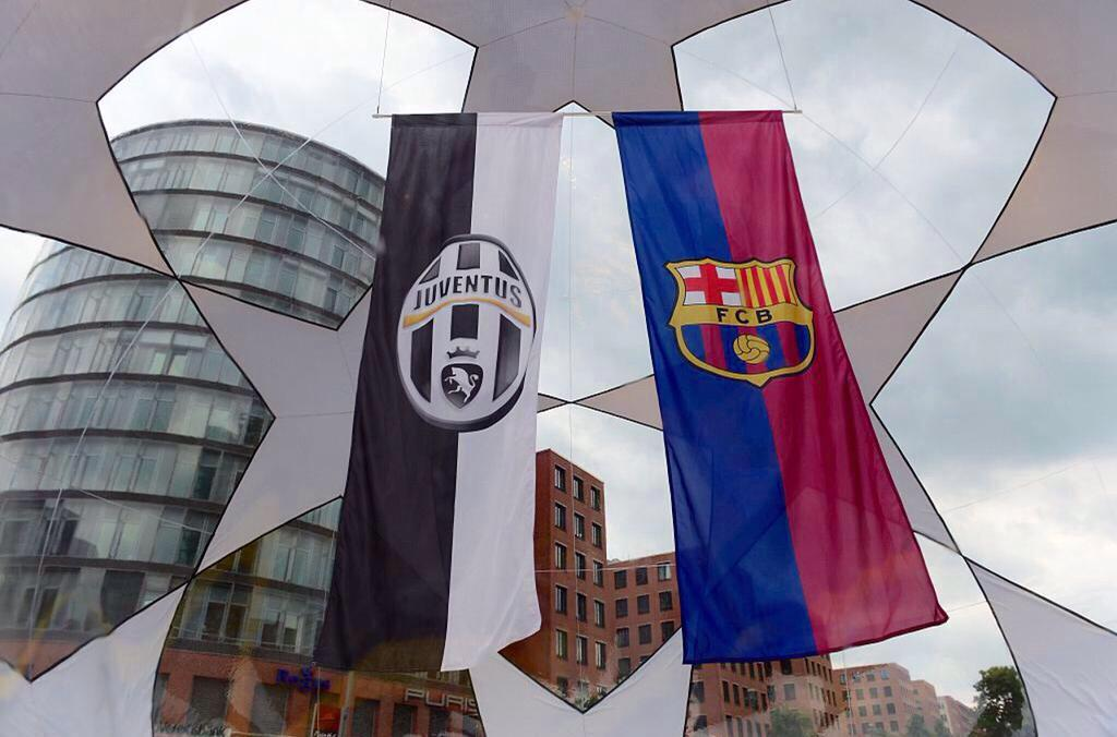 Juventus-Barcellona: pronostici statistiche e highlights ultime 10 finali Champions League