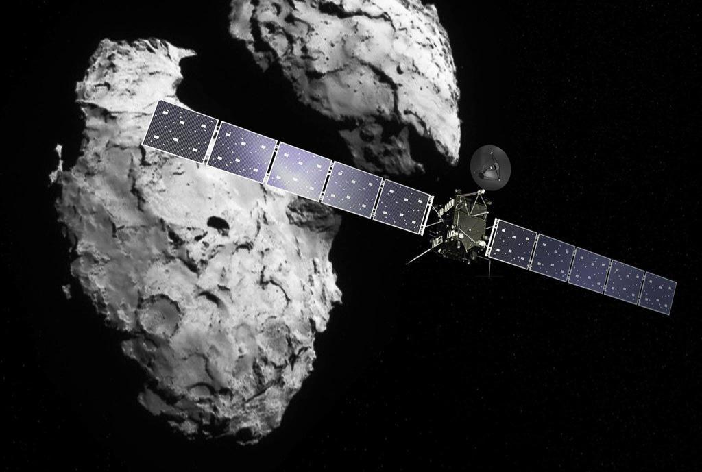 Unser @ESA_Rosetta Kometenjaeger ist heute Abend um 20.15h im TV auf @ARTEde ! http://t.co/Jo0XZQHpCI http://t.co/zaiHvoJlQP