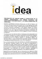 """Ex presidentes suscriben """"Declaración de Caracas"""" a favor de la libertad de los presos políticos en Venezuela."""