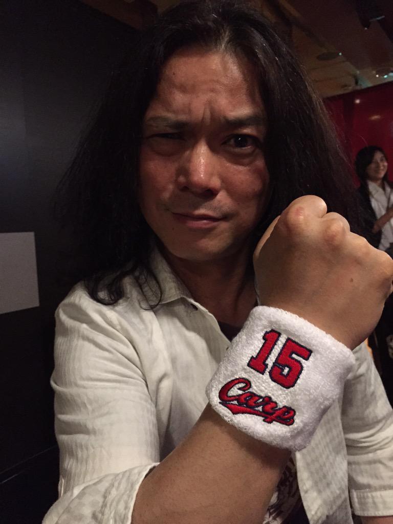 カープ男子! http://t.co/3F8VcFadO7