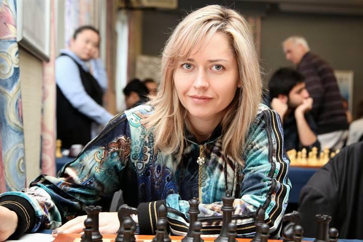 Украинка Наталья Жукова стала двукратной чемпионкой Европы по шахматам - Цензор.НЕТ 9497